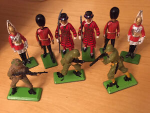 Britain's/Deetail Toy Soldiers