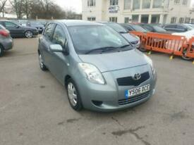 Toyota Yaris 1.3 VVT-i T3 low mileage imaan motors ltd