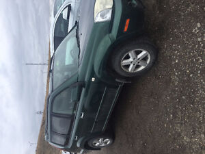 2005 Nissan X-trail SUV Leather Panoramic Sunroof 4X4