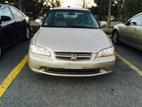 2000 Honda Accord EX-L