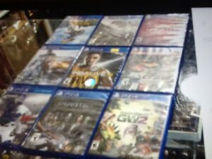 LIKE NEW! PS4 Games, PlayStation 4 video games $15 +up