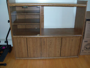 FOR SALE:  Entertainment Center