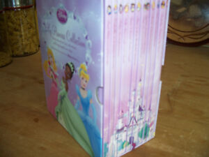 10 DISNEY Princess STORIES FOR CHILDREN...books come in a sleeve