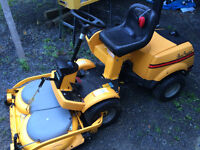 Stiga - Park President - articulated riding lawn tractor