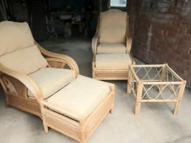 Conservatory furniture
