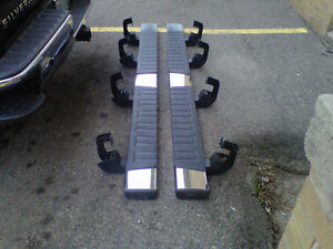 "CHEVROLET  SILVERADO  Crew Cab 6"" Running Board  Side Step"