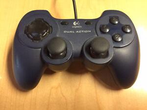 Logitech Manette de Jeux pour PC (Gaming Controller for PC)