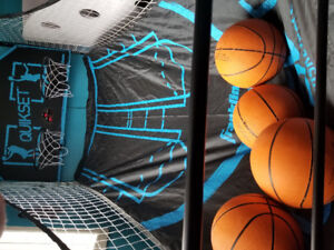 Franklin Quick Set arcade style indoor basketball net