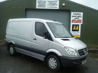 MERCEDES-BENZ SPRINTER 2.1TD 210CDI SWB ONE COMPANY OWNER (FULL SERVICE HISTORY)