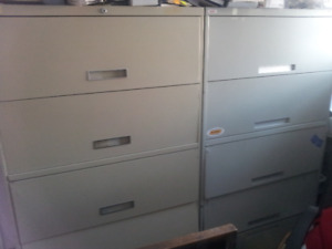 5 Drawer Filing Cabinets
