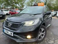 2014 Honda CR-V 2.2 i-DTEC EX 4x4 5dr SUV Diesel Automatic