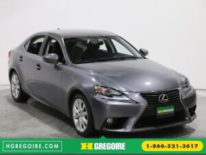 2014 Lexus IS 250 IS250 AWD MAGS BLUETOOTH CUIR
