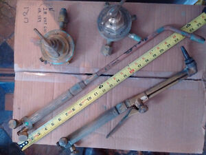 Gas Welding Torch and Equipment