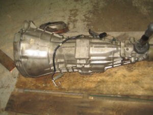 NISSAN SKYLINE RB25 5SPEED TRANSMISSION JDM RB25DET TRANS