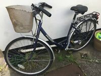 Peugeot natural city bike for sale