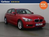 2012 BMW 1 SERIES 118d SE 5dr Step Auto