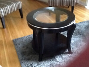 Round Coffee Table Moving Sale