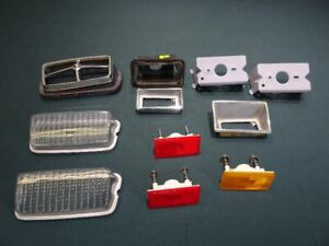1969-70 Cougar Mustang  Signal/Park and Marker Light Parts