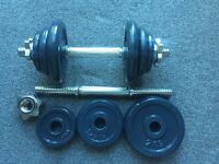 12 piece dumbbell set