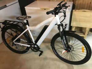 Electric Bike (Ebike) – Brand New – White in Color