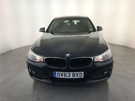 2013 63 BMW 318D SPORT GT 5 DOOR HATCHBACK 1 OWNER SERVICE HISTORY FINANCE PX