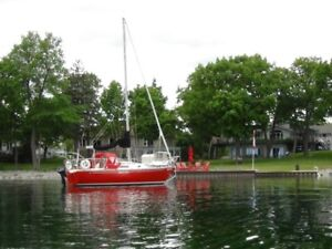 C&C 24 ft sailboat for sale. Come and try before you buy!