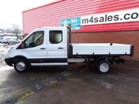 Ford Transit 350 1 STOP D/C TIPPER 100PS