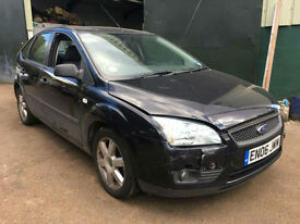 Ford Focus 1.8TDCi 2006MY Sport SPARES OR REPAIR EXPORT SALVAGE