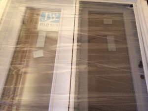 Two new Garden doors for sale 1,200.00 each or best offer.