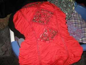 Red dresses for Christmas  small size