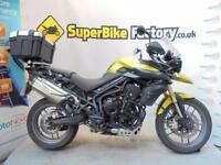 2011 11 TRIUMPH TIGER 800