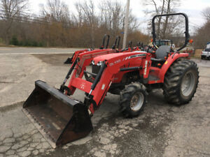Massey Ferguson 1660 - 60hp - 4WD Tractor with Loader