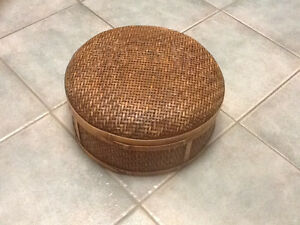 Wicker Basket / Container