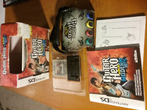 Guitar Hero On tour Modern Hits GameWith Grip in origional pack