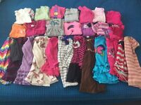 Lot 40+ Pieces of Girls 2T - 3T Fall Winter Clothes
