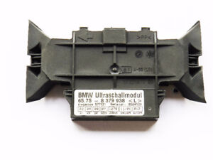 BMW 3 5 7 Series 1994-2006 OEM Ultra Sonic Module 65758379938
