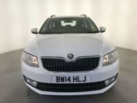2014 SKODA OCTAVIA SE TDI CR DIESEL 1 OWNER SERVICE HISTORY FINANCE PX WELCOME