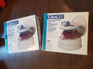 Graco Soft Seat Toilet Trainer & Step Stool