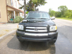 Bonjour looking for Toyota Tundra Pickup Truck 2000 to 2006