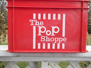 Pop Shoppe Crate