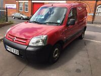 CITROEN BERLINGO long MOT RUNS 100%
