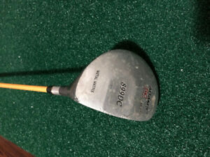 Golf club - Adams driver