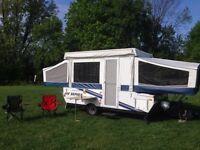 2008 Jayco tent trailer