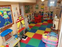 """Child care: 1 Full-time Opening, """"Teacher-friendly"""" Schedule"""