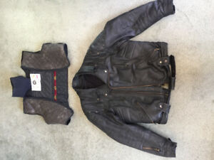 Motorcycle Leather Apparel