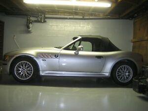 2002 BMW Z3 Coupe (2 door)
