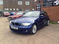 BMW 123D 2.0 TD M SPORT NICE EXAMPLE BMW HISTORY 1ST 2 SEE WILL BUY BEST COMBO