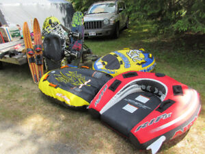 **Boat Owners** Water sports equipment