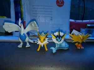 Pokémon stuff for sale random toys movies and mystery cards