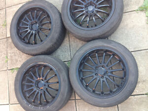 """Mags 18"""" FAST 5x114.3"""